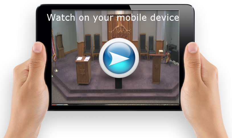 Watch On your mobile device
